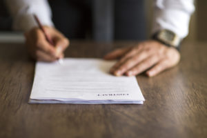 Contract Law Lawyer San Diego