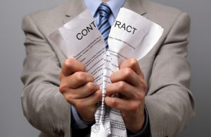 some Examples of a Breach of Contract