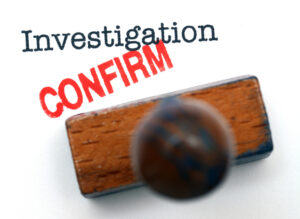California Professional License Defense Process Investigation